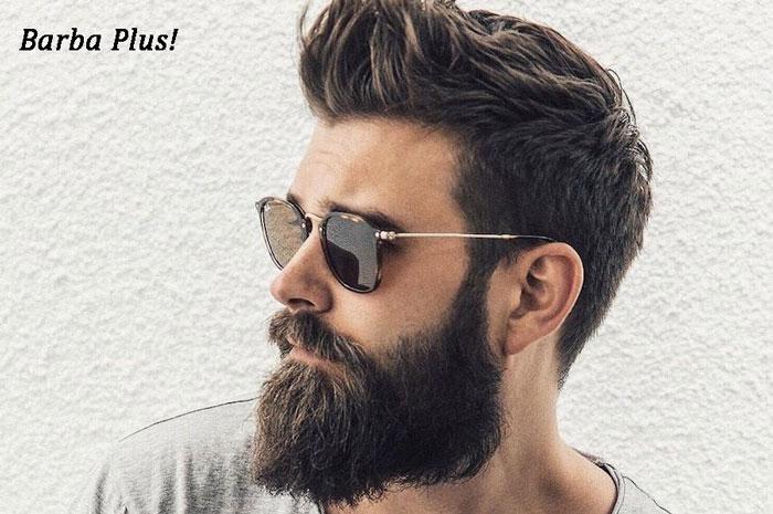 Lozione per barba folta Barba Plus