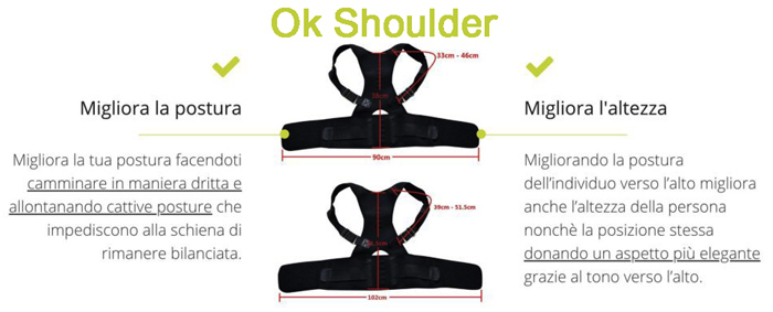 Benefici di Ok Shoulder