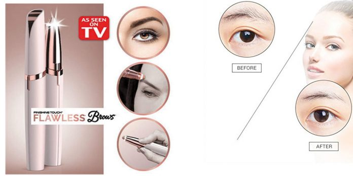 Epilatore Flawless Brows Trimmer