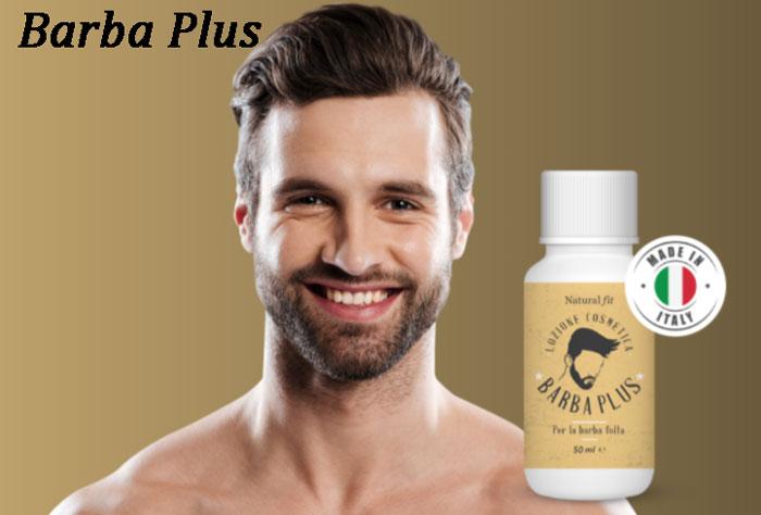 lozione per infoltire la barba