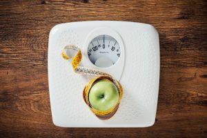 monitorare il peso corporeo
