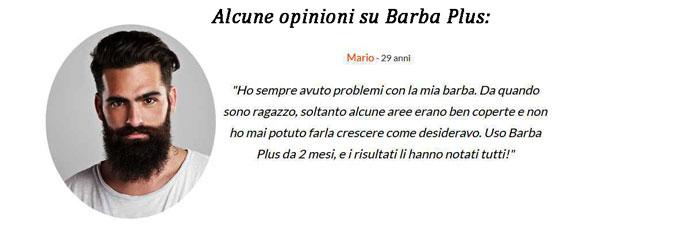 Opinioni e pareri su Barba Plus