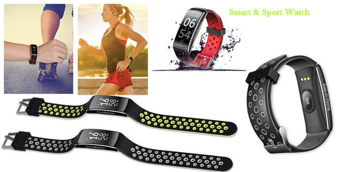 Smartwatch Smart & Sport