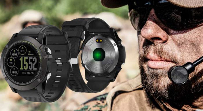 Orologio tattico X Tactical Watch