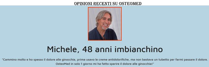 Opinioni su Osteomed per i dolori articolari
