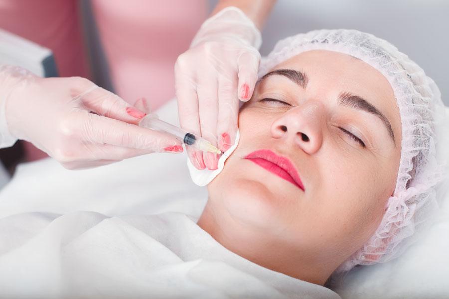 trattamento viso acido