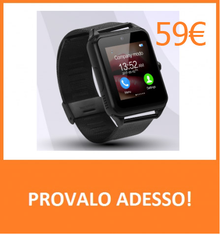Costo di Xpower Watch
