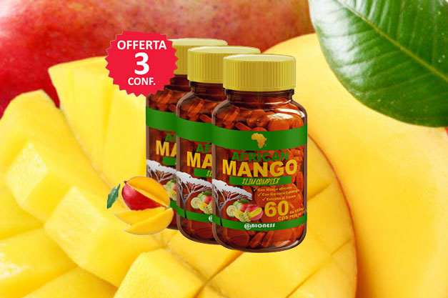 Ingredienti di African Mango Slim Complex