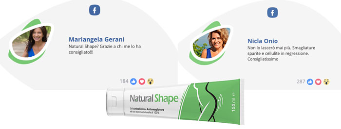 Opinioni di Natural Shape