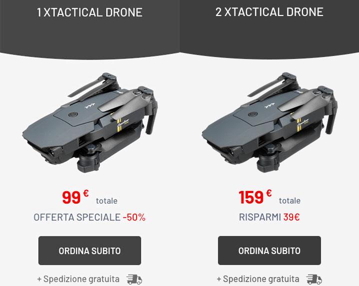 Prezzo di Xtactical Drone
