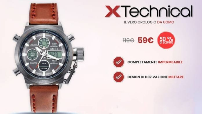 X Technical Watch
