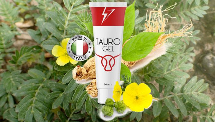 Ingredienti di Tauro Gel