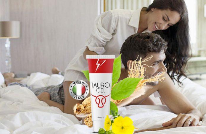 Tauro Gel integratore sessuale