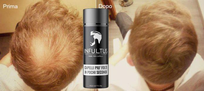 Infultus fibre per capelli