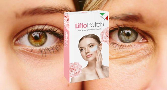 LiftoPatch cerotti per contorno occhi