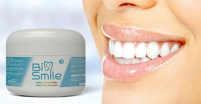 Bio Smile trattamento per sbiancare i denti
