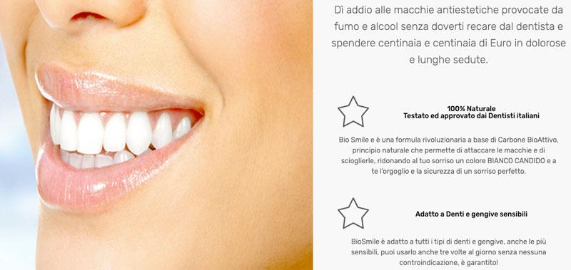 Come funziona Bio Smile