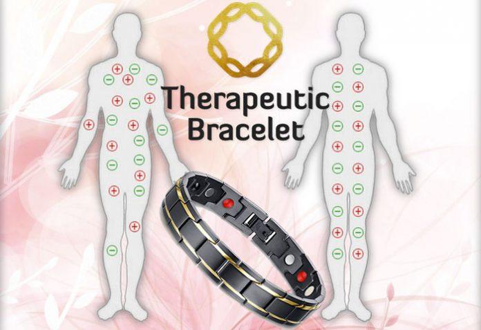 Therapeutic Bracelet braccialetto terapeutico magnetico