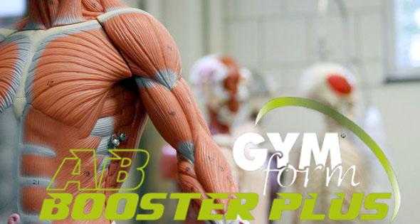 Muscoli allenati da Ab Booster Plus