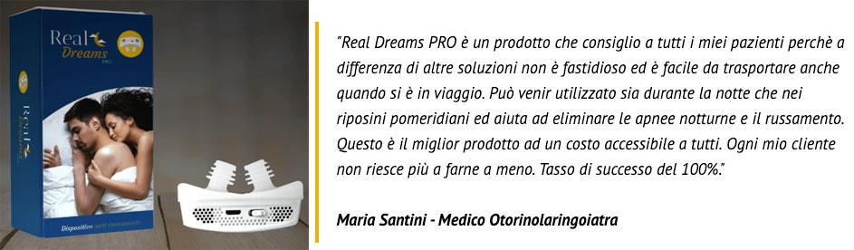 Opinioni su Real Dreams Pro