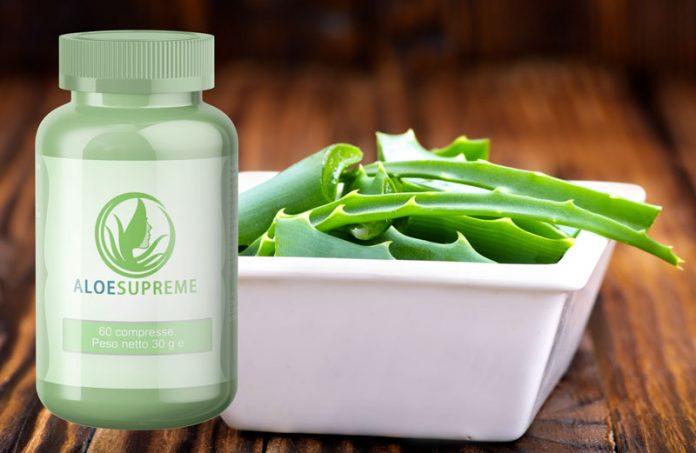 Aloe Supreme integratore