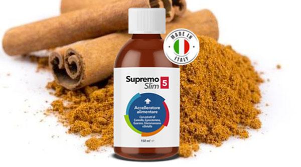 Ingredienti di Supremo Slim 5