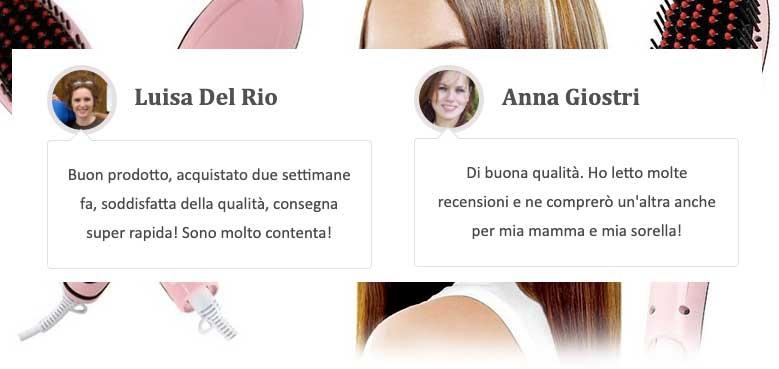 Opinioni e recensioni su Hair Brush Pro Edition