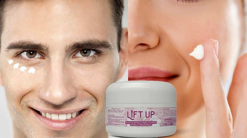 Come usare la crema Lift Up