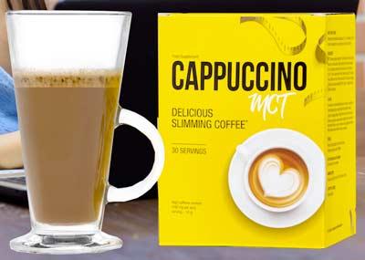 Composizione di Cappuccino MCT