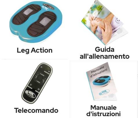 Kit Leg Action