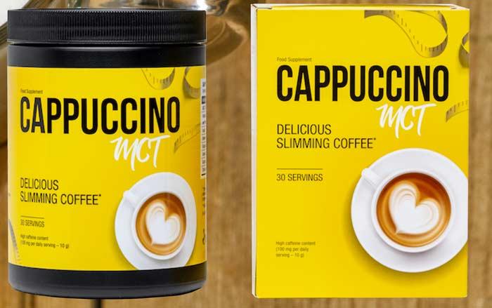 integratore per dimagrire Cappuccino Mct