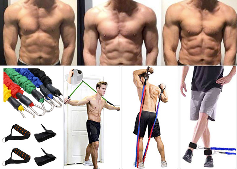 Elastici fitness HomeFit X1
