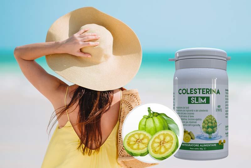 Cliente di Colesterina Slim