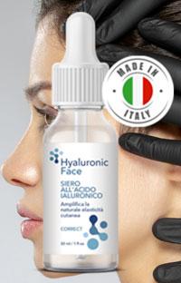 Hyaluronic Face siero viso