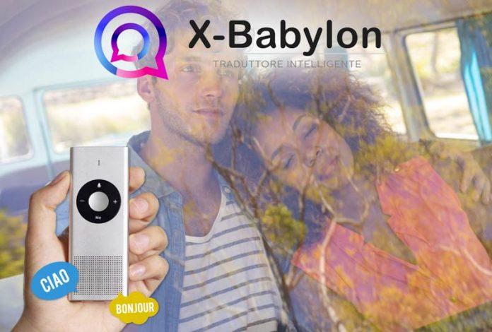X Babylon traduttore