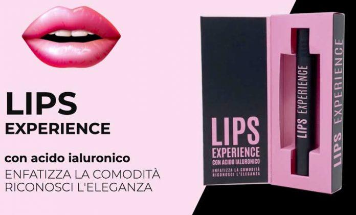 Lips Experience volumizzante labbra