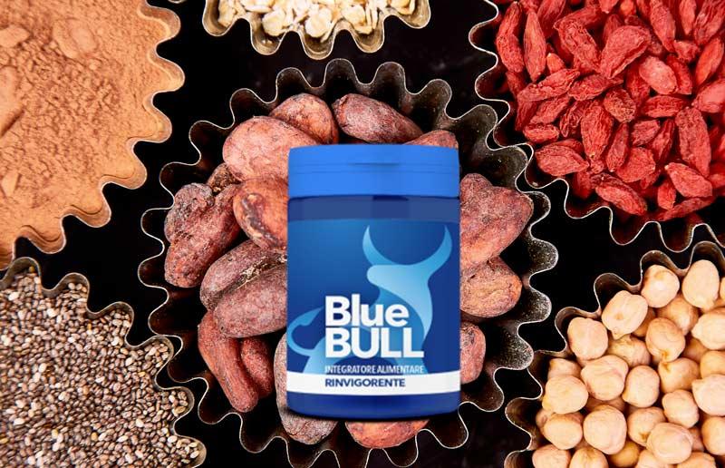 ingredienti di Blue Bull