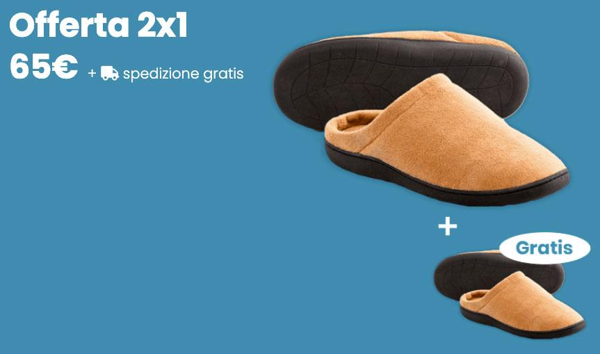 prezzo delle Stepluxe Slippers