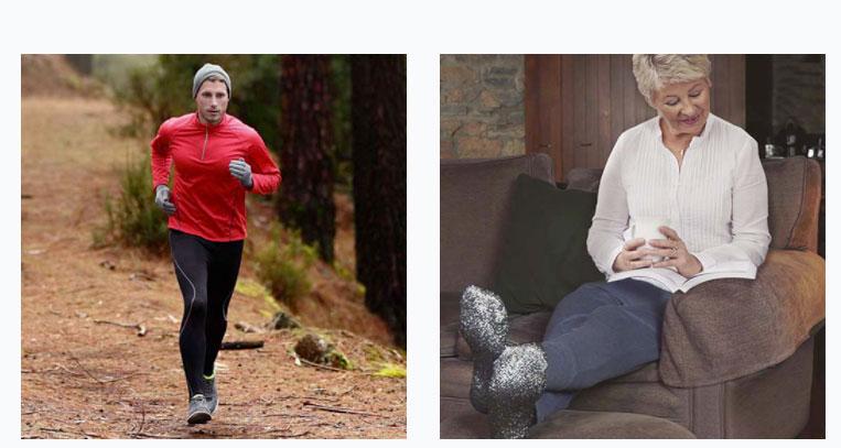 Opinioni sulle calze Anti Cold Socks