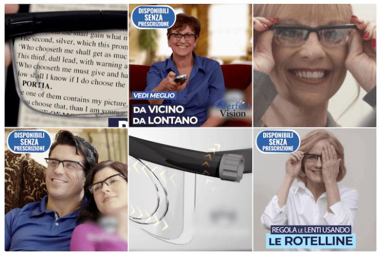 Opinioni sugli occhiali Perfect Vision