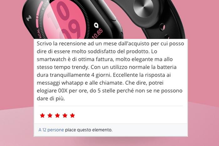 Opinioni e recensioni su 00x Smartwatch