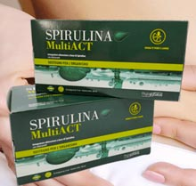integratore liquido Spirulina MultiAct