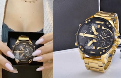 Opinioni su Golden Watch