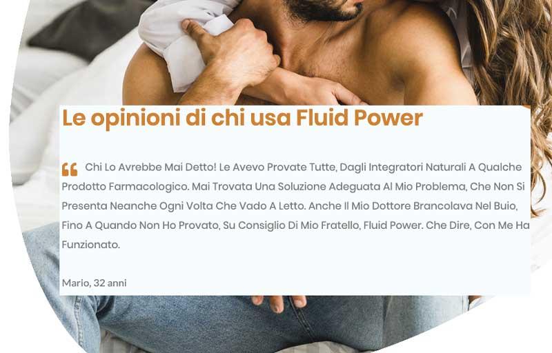opinioni su Fluid Power Gel