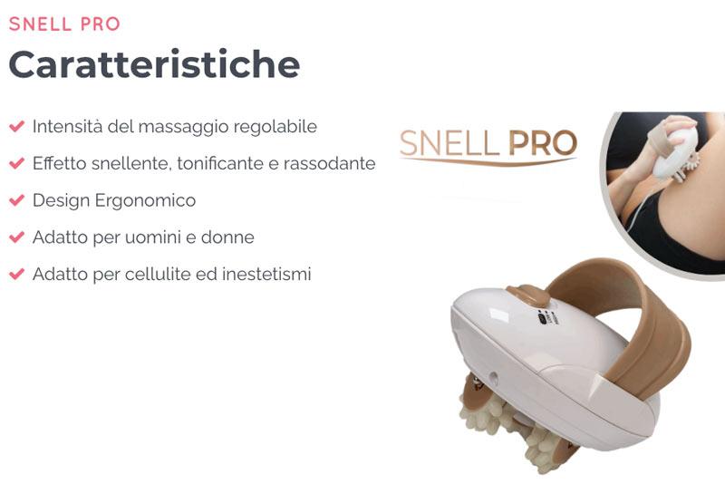 caratteristiche di Snell Pro