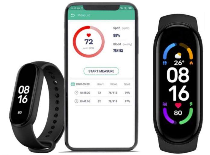 Smartwatch 6 Compact Watch